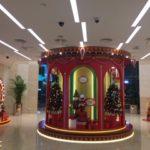 クリスマスは毎年上海でしたが、今年は日本(両国)で診療中!
