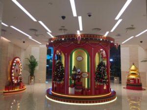 上海のクリスマス